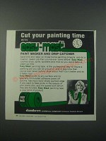 1979 Daubert Chemical Easy-Mask Painting Tape Ad - Cut Your Painting Time