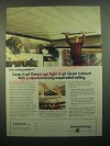 1980 Armstrong Suspended Ceiling Ad - Got a Ceiling Problem?