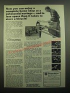 1980 Shopsmith Mark V Woodworking System Ad - Enjoy a Complete Home Shop