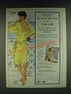 "1985 Tall Collection Fashion Ad - Free! If you're 5'6"" or taller"