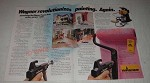 1984 Wagner Power Twin and Power Painter Airless Paint Sprayers Ad