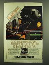 1983 Parker Brothers Return of the Jedi Death Star Battle Video Game Ad