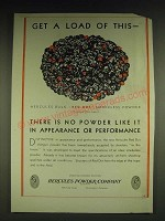 1932 Hercules Bulk Red Dot Smokeless Powder Ad - Get a load of this