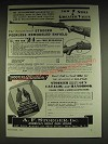 1934 A.F. Stoeger Peerless Remodeled Enfield Ad - Still Greater Value