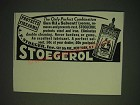1937 a.F. Stoeger Stoegerol Ad - Portects Firearms