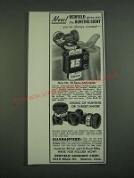 1939 Redfield No. 70 Series Micrometer Sight Ad
