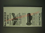 1940 Redfield Olympic Micrometer Receiver Sight and Olympic Front Sight Ad