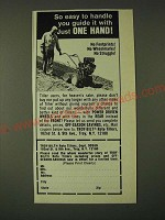 1979 Troy-Bilt Roto-Tiller Ad - So easy to handle