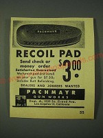 1946 Pachmayr Recoil Pad Ad