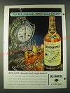 1948 Old Charter Bourbon Ad - Tick-Tock… Tick-Tock… for 6 long years