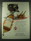 1948 Old Forester Bourbon Ad - There is nothing better to give, to serve