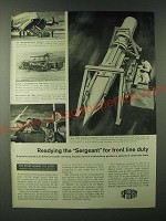 1960 Sperry Utah Engineering Laboratory Ad - Sergeant Guided Missile