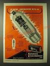 1943 General Electronics 872-A Tube Advertisement