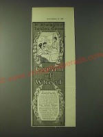 1900 Cream of Wheat Ad - It always tastes good