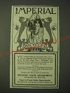 1900 Imperial Bicycles Ad
