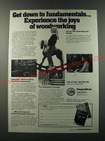 1986 Shopsmith Mark V Ad - Get down to fundamentals experience the joys