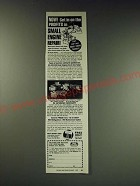1987 Foley-Belsaw Institute Ad - Now! Get in on the profits