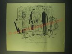 1953 Cartoon by Anton (Antonia Yeoman) - Would this style fit in