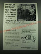 1988 Foley-Belsaw Saw and Tool Sharpening Ad - Now you can have Lifetime