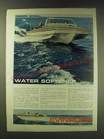 1964 Evinrude Sweet-16 Boat and Starflite 90-S Outboard Motor Ad
