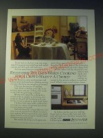 1989 jenn-air Appliances Ad - Remember the days when cooking for a crowd