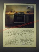 1989 Jenn-air S-120 Grill-Range Ad - This is no ordinary factory authorized sale