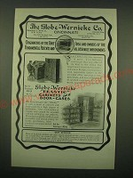 1902 Globe-Wernicke Elastic Cabinets and Book-cases Ad - Originators