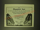 1902 Daniel Green Felt Shoe Co. Ad - No. 0151 and No. 0256 Shoes