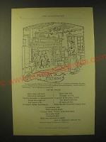 1893 Ivory Soap Ad - A Kitchen Etching