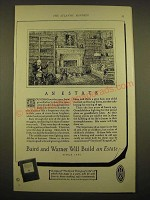 1924 Baird and Warner Ad - An Estate