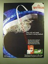 1990 Martison Microwave Coffee Bags Ad - We're rich and single