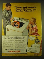 1956 Tide Detergent Ad - There's a good reason why they put this in