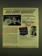 1966 Miracle-Ear Hearing Aid Ad - Mild nerve deafness?