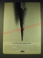 1963 Dow Chemical Company Ad - There's more to buying than this