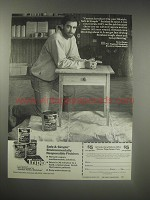 1990 Carver Tripp Safe & Simple Finishes Ad - Custom furniture fits