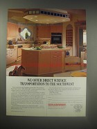 1990 Wilsonart Brand Decorative Laminate Ad