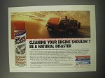 1990 Berryman BioGrade Engine Degreaser Ad - Cleaning your engine