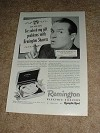 1931 Remington Shavers Ad with Bob Hope NICE!!