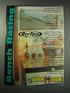 1991 Custom Chrome RevTech Products Ad - Bench Racing