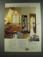 1991 Andersen Windows and Doors Ad - To think we used to come up here