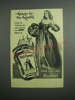 1948 Nell Gwyn Marmalade Ad - Famous for fine quality
