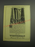 1948 Whitbread Ale and Stout Ad - in English History