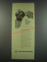1949 Shell Chemicals Ad - for a brighter world