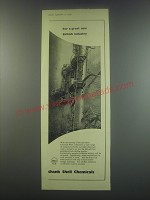 1949 Shell Chemicals Ad - For a great new British industry