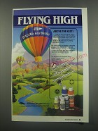 1991 Badger Air-Brush Co. Ad - Flying High Above the rest