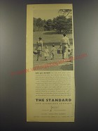 1959 The Standard Life Assurance Company Ad - Let's get started