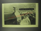 1953 Rolls Royce Car Ad - The best car in the world