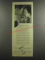 1953 Sobranie Cigarettes Ad - There will be special occasions