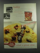 2000 Betty Crocker Chocolate Chip Cookie Mix Ad - Today