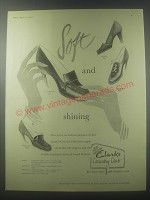 1954 Clarks Country Club Shoes Advertisement - Jessica, Ashwick, Cranborne